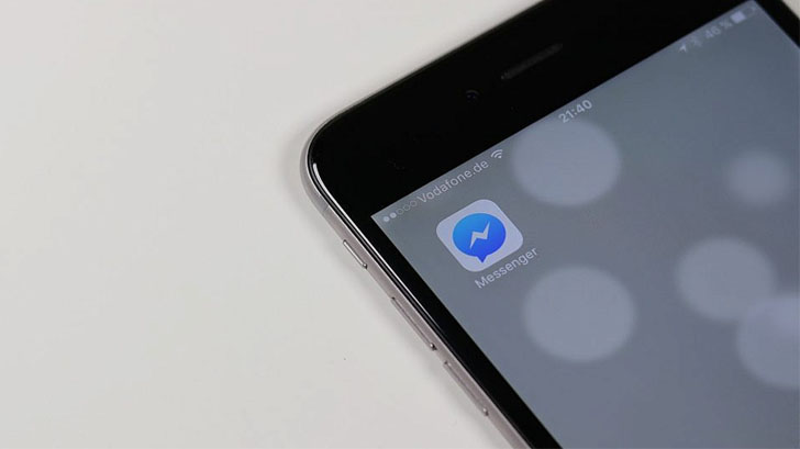Facebook Messenger รองรับ<br>การส่งรูปภาพแบบ 4K ได้แล้ว