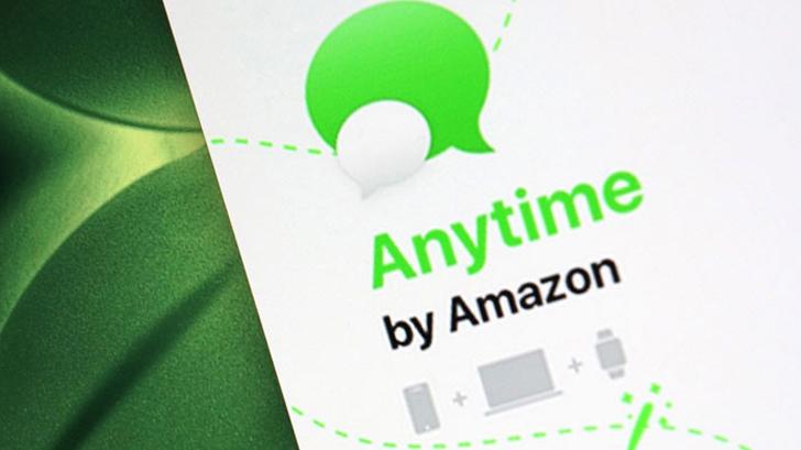 แอปฯแชทใหม่ของ Amazon ในชื่อ<br> Anytime  สามารถสั่งซื้อของได้ผ่านแอปฯ