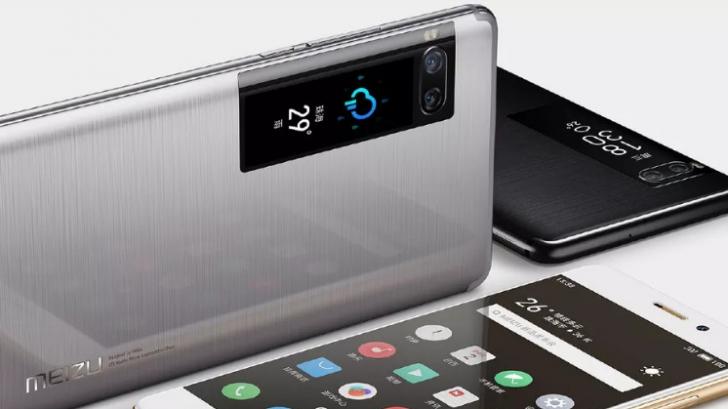 Meizu Pro 7 และ Pro 7 Plus<br> สมาร์ทโฟนงานดี มีจอหลัง เปิดตัวแล้วนะ