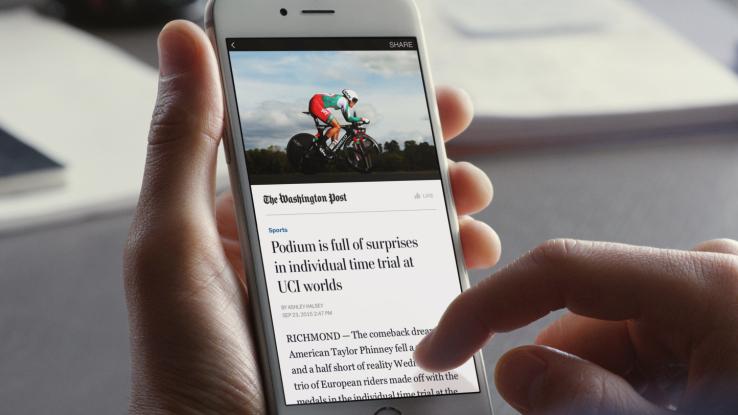 อัลกอริทึ่มใหม่ เว็บไหนโหลดเร็ว<br>จะถูกโชว์บนหน้า News Feed มากกว่า
