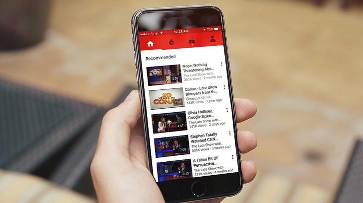 YouTube เปิดให้ดาวน์โหลดเพลง<br>และเพลย์ลิสต์แบบออฟไลน์แล้ว