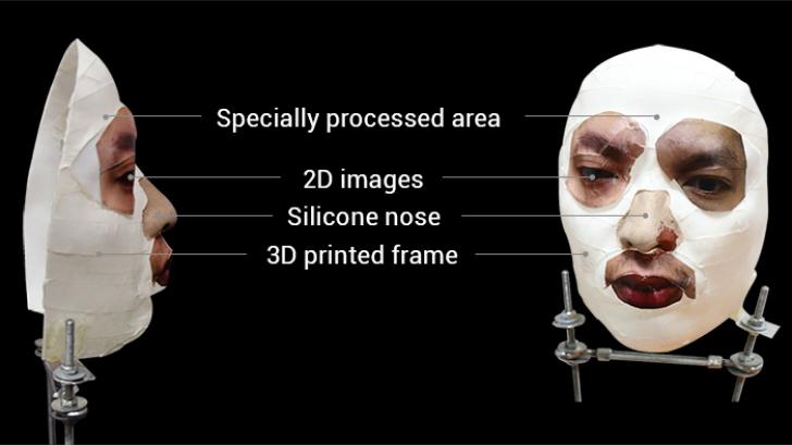 หน้ากากก็ปลดล็อค Face ID<br> ของ iPhone X ได้