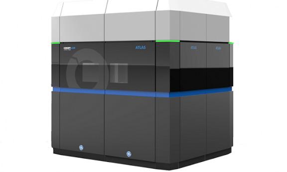 มาแล้ว เครื่องพิมพ์โลหะแบบ 3 มิติสุดล้ำ<br>ที่สามารถพิมพ์ชิ้นส่วนเครื่องบินได้